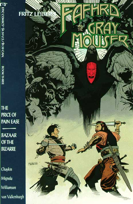 Fafhrd and the Grey Mouser