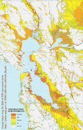 San Francisco Liqufaction Map