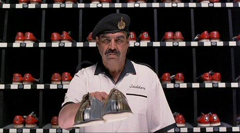 Big Lebowski - Saddam Hussein