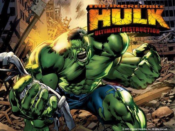 Hulk (Ultimate Destruction)