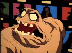 Clayface from Batman: The Animated Series.