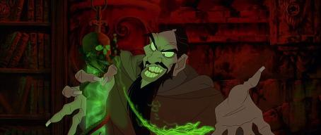 "Rasputin in the animated ""Anastasia"""
