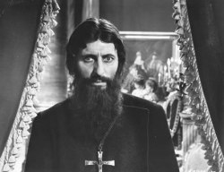 Tom Baker as Rasputin