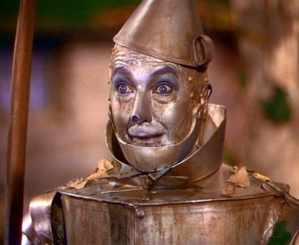 The Tin Man - Wizard of Oz