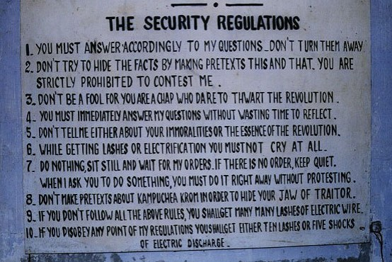 The Security Regulations