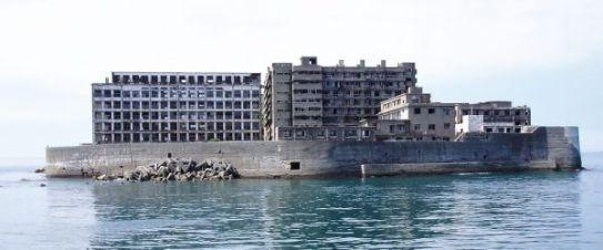 Gunkanjima-Island-Japan