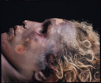 Andres Serrano Jane Doe Killed By Police