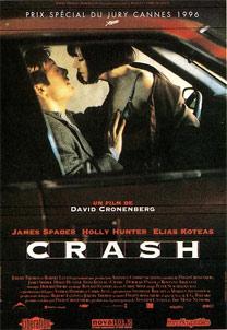 Crash Cronenberg film