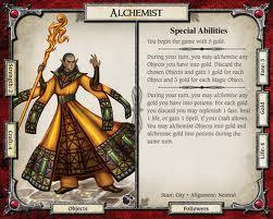 talisman alchemist