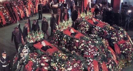 Soyuz-11 Funeral