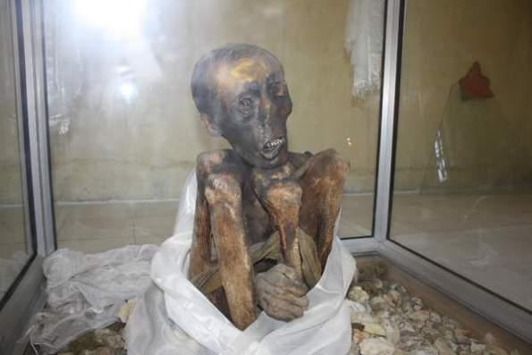 Sokushinbutsu mummy