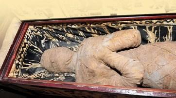 attic mummy diepholz