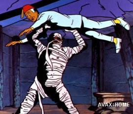 jonny quest mummy curse of anubis