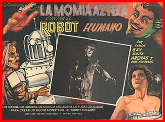 robot vs aztec mummy movie
