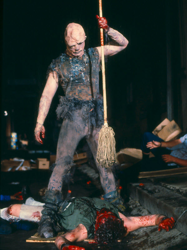 Toxic Avenger movie chemical accident