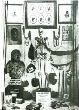 Truganini skeleton