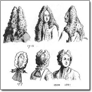 powdered-wig