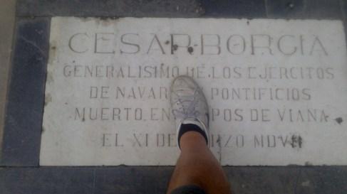 Cesar's Tomb