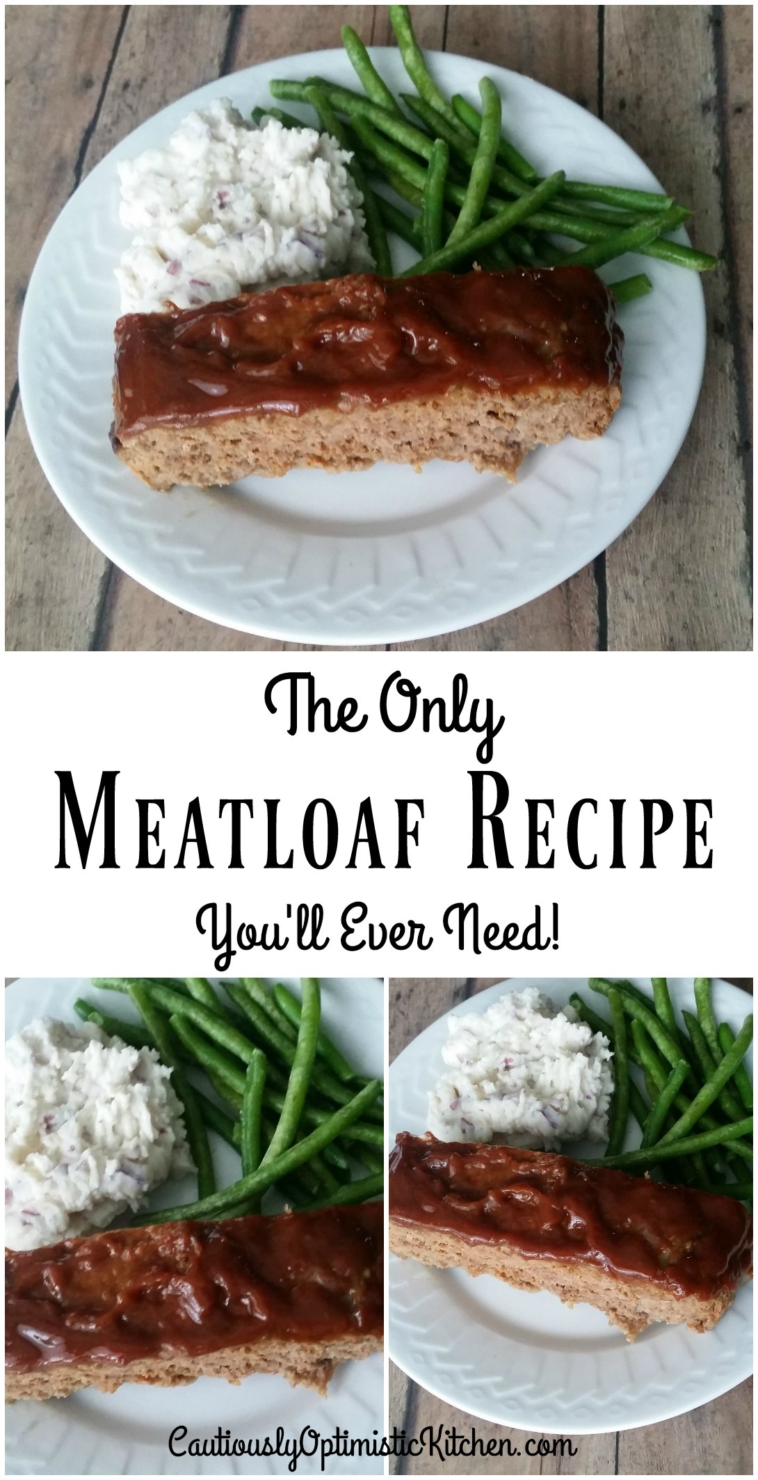 The Only Meatloaf Recipe You\'ll Ever Need -