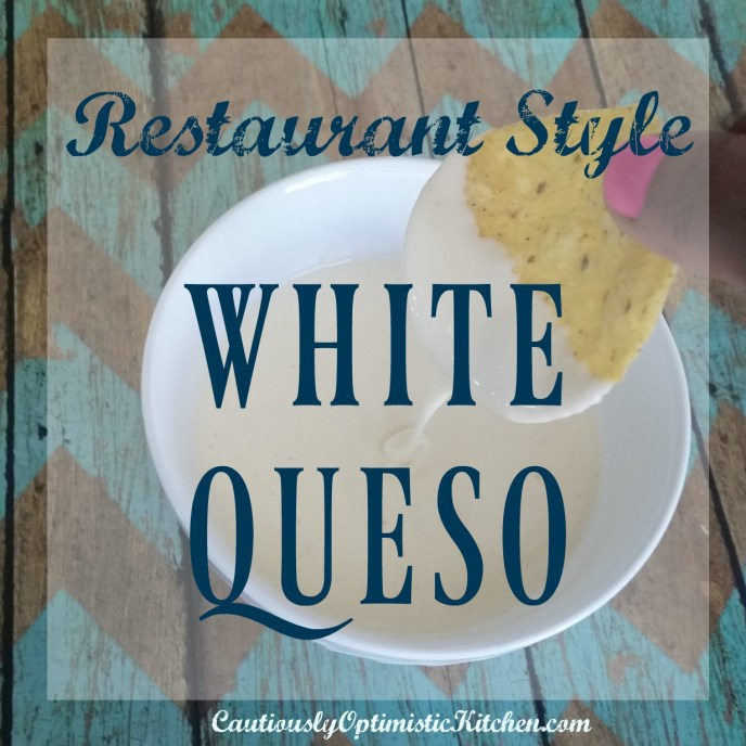 White Queso Recipe