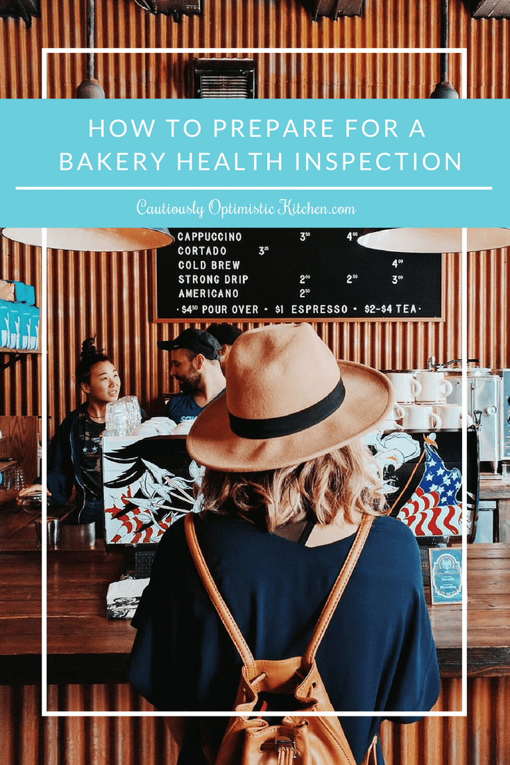 Know what to expect during a health inspection.