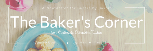Have your bakery business featured in The Baker's Corner for free!