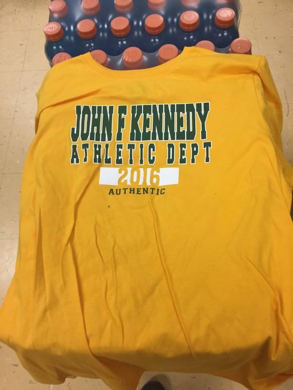 Spirit Wear John . Kennedy High School
