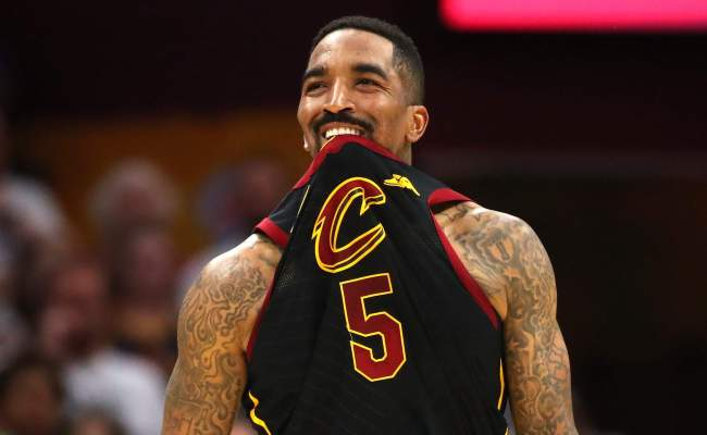 Report J R Smith Turned Down 1 6 Million Contract From