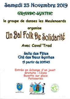 Bal Folk de Solidarité 2019