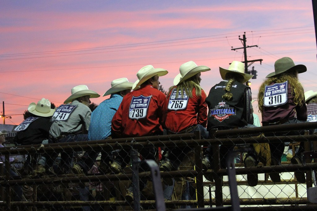 Finais Do National Junior High Rodeo Aconteceram Em South
