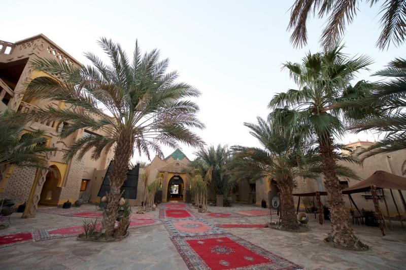 Gallops no Marrocos