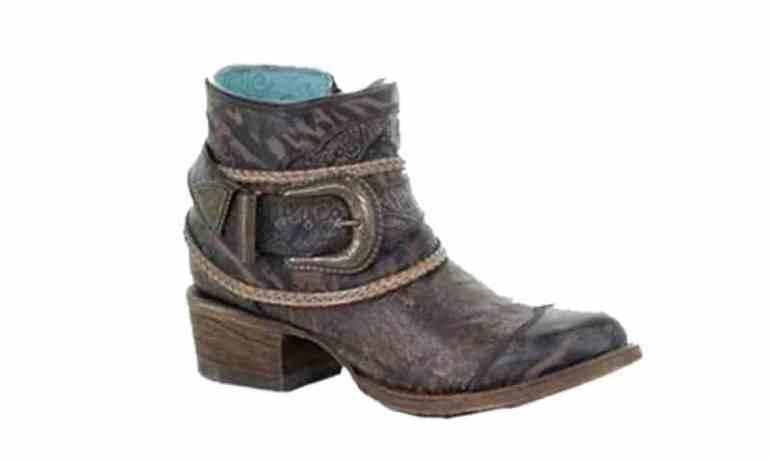 Botas de cano curto