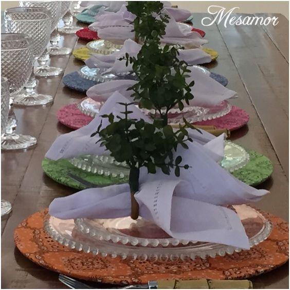 O uso de bandana na decoração