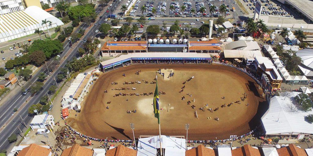Nacional do Mangalarga Marchador traz novidades na sua 38ª edição
