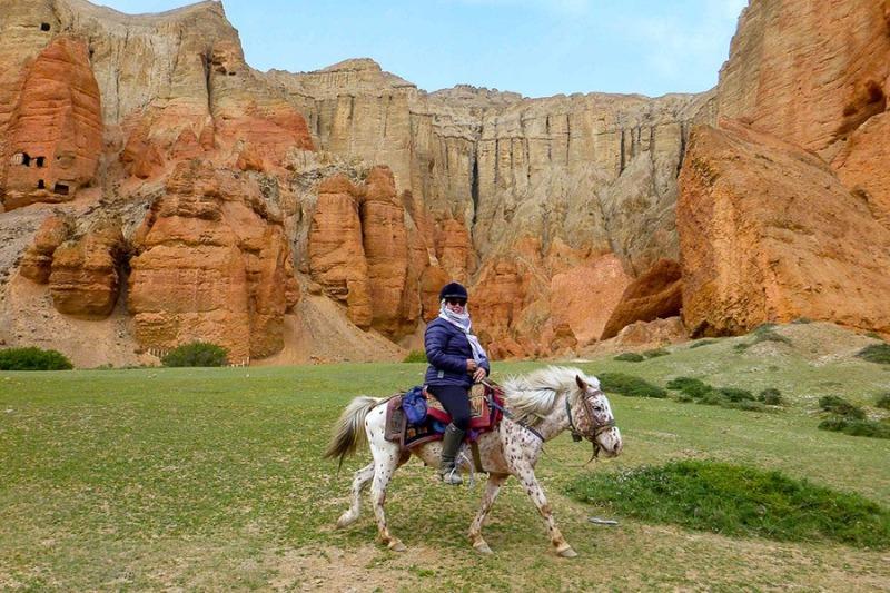 Expedição a Mustang