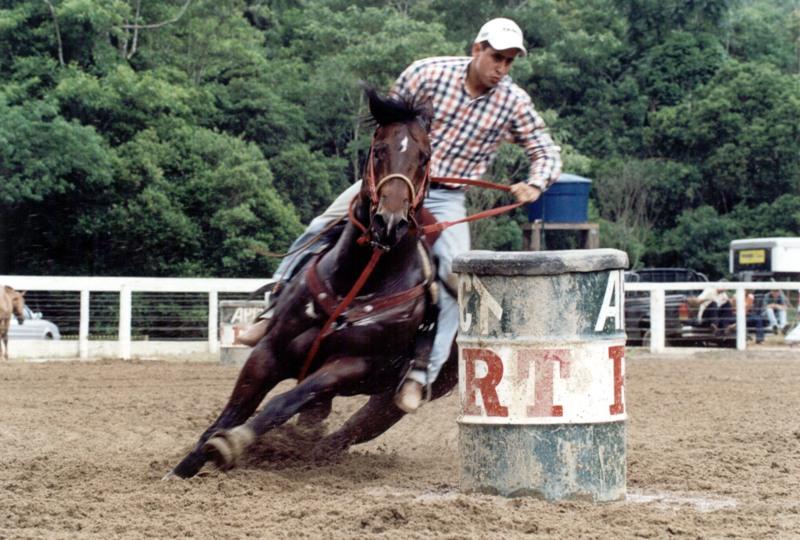 Haras Santo Antônio, o reduto de Castanho Red