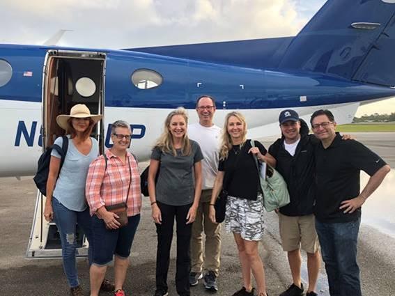 Veterinários viajam para Bahamas para ajudar cavalos afetados pelo furacão Dorian