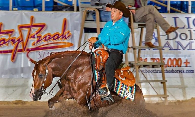 Treinador do Arizona, Fappani vence Futurity