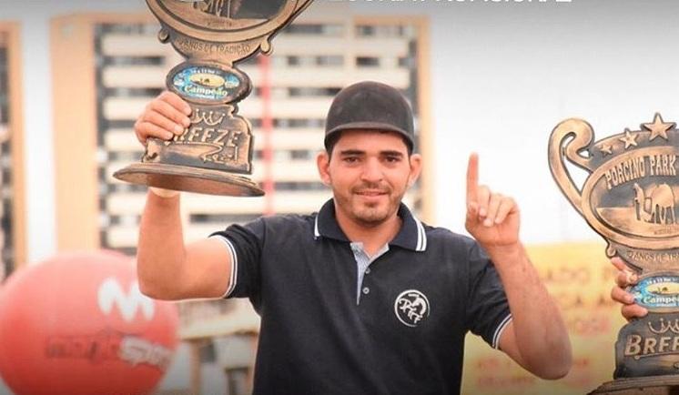 Kakazinho Almeida ganha segunda seguida pelo CPV