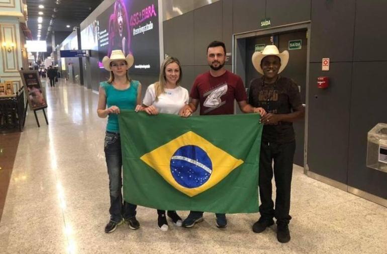 Delegação brasileira está na China para Mundial WBHA