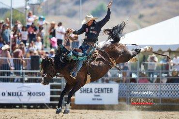 Isaac Diaz, atleta de Desdemona, Texas, conta como foi ter encerrado a temporada 2019 da PRCA de Saddle Bronc em 16° lugar