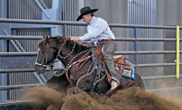 Working Cow Horse ganha mais um evento major nos Estados Unidos