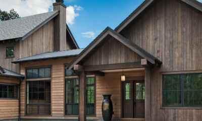 Inspire-se nessa 'casa dos sonhos' construída em Montana