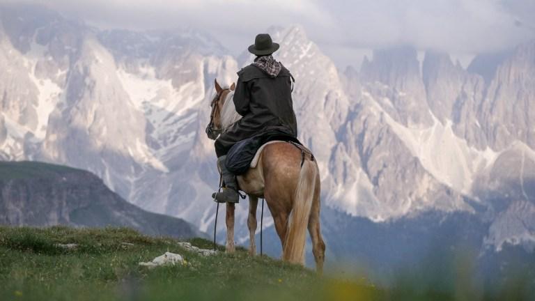 Travessia nos Alpes –Itália