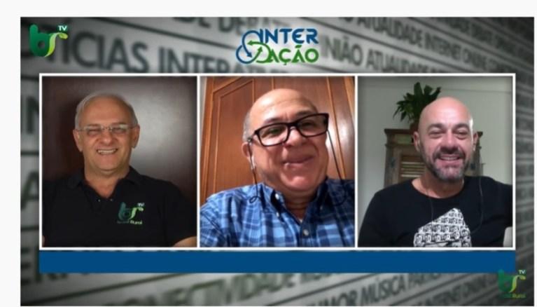 Brasil Rural TV volta programação de inéditos com lives exclusivas Ao ter alguns projetos adiados por conta da paralisação do coronavírus, canal de streaming retomou programa de sucesso