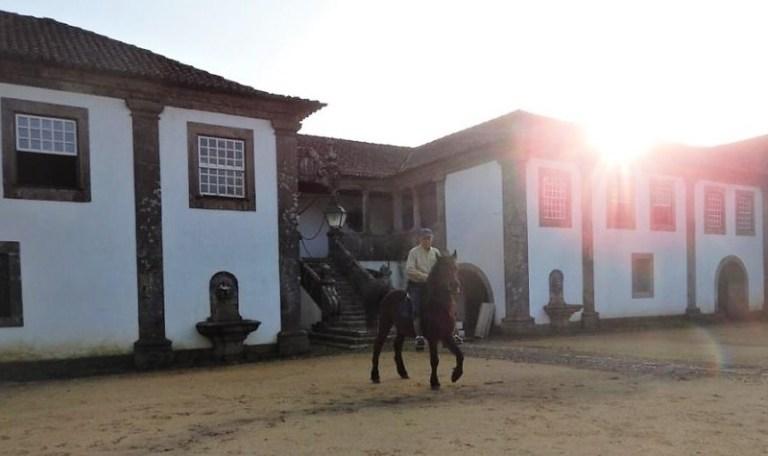 Cavalgada em Pontes de Lima