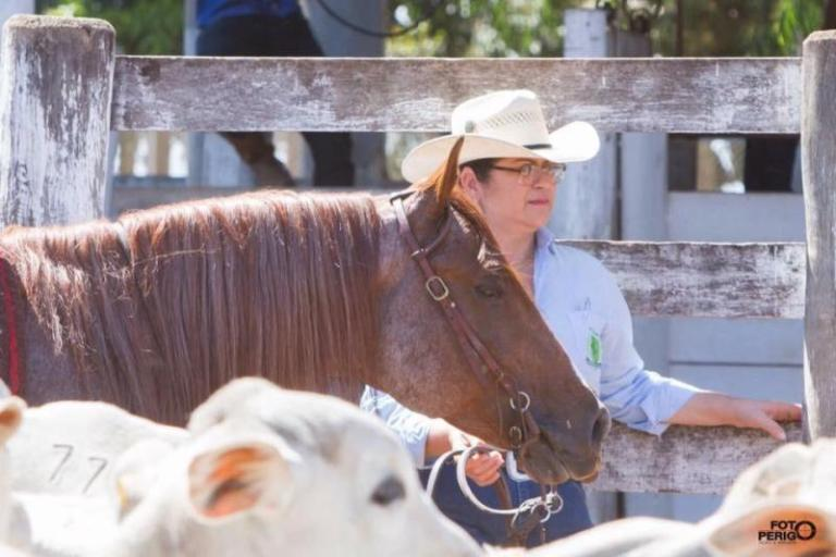 Especial Dia das Mães: conheça Jacira Rodrigues Durante essa semana vamos apresentar a história de algumas mães a fim de homenagear todas as mães do meio do cavalo