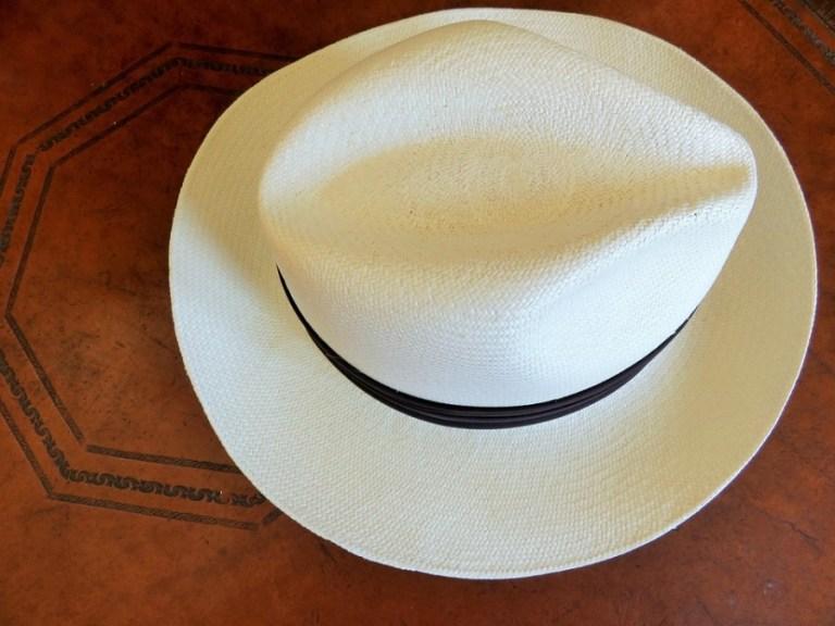 A origem do chapéu Panamá Os chapéus são produzidos há mais de mil anos pelos Incas e feitos artesanalmente