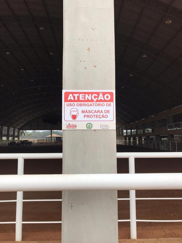 Decisão da temporada 2019/2020 da ANTT acontecerá sem público nas modernas instalações do Haras NSG no interior de São Paulo