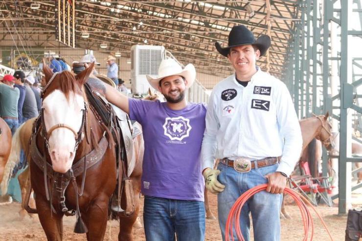 Entre 6 e 11 de outubro, a ABQM realiza em Araçatuba provas das modalidades Laço, Performance Halter, Rédeas, Western Pleasure e Cow Horse